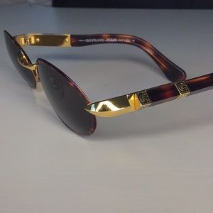 Vintage Gianfranco Ferre Sunglasses made in Italy